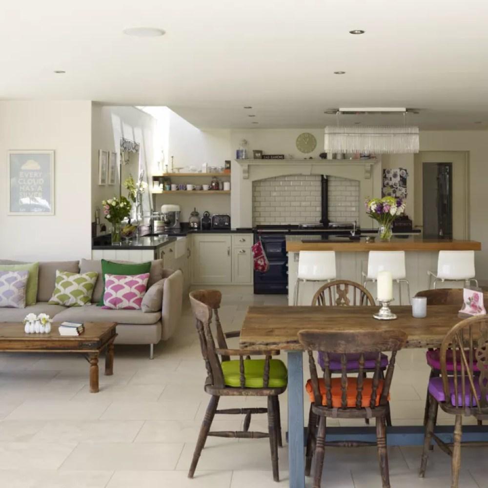 open-plan kitchen design ideas | open-plan kitchen ideas for family life