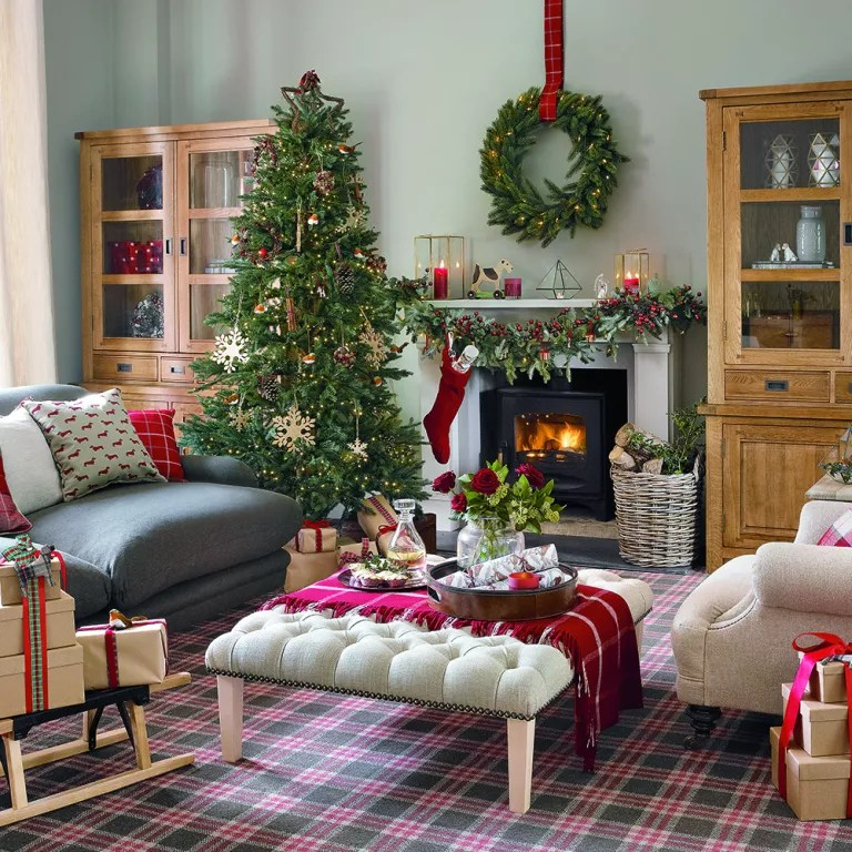 Christmas Decorating Ideas Home