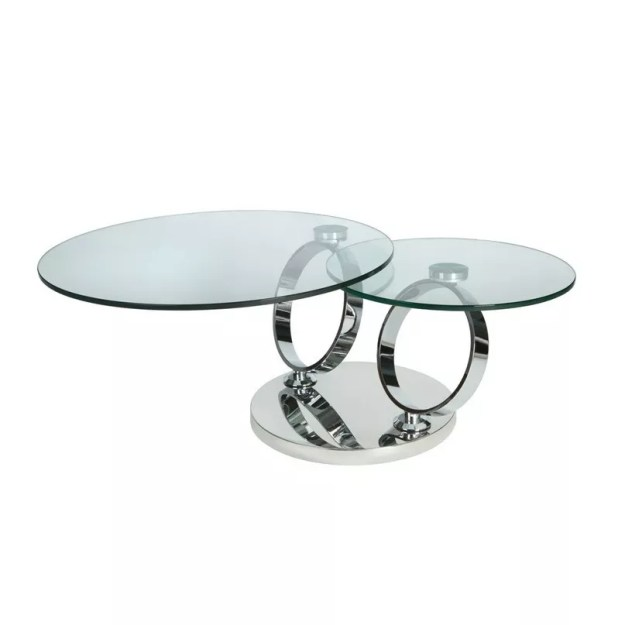 glass coffee tables - our pick of the best | ideal home