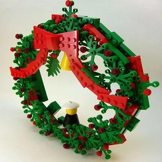 Amazing Lego Christmas Decorations Ideal Home