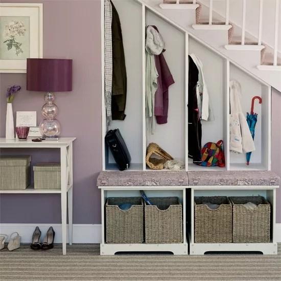 Creative Ways To Use The Space Under The Stairs Ideal Home | Cabinet Design Under Stairs | Kitchen | Interior Design | Houzz | Stairs Storage Ideas | Understairs Storage