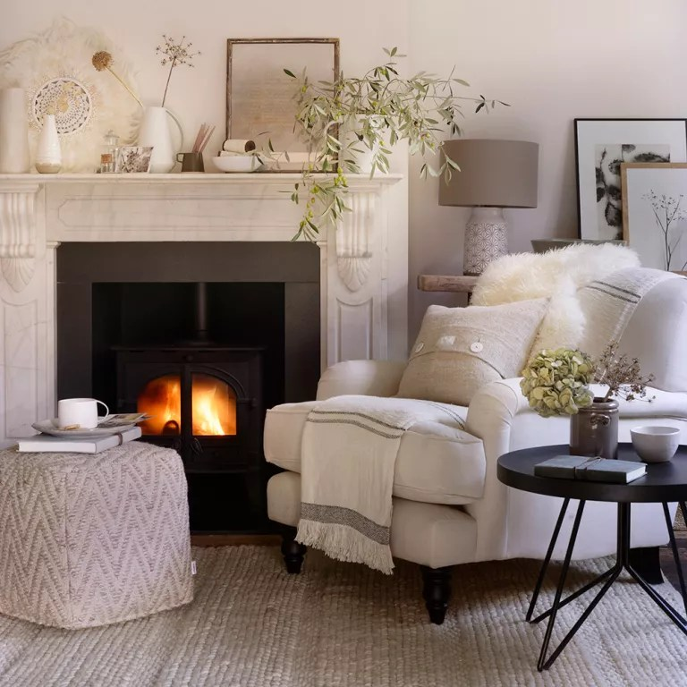 White living room ideas | Ideal Home on Living Room Design Ideas  id=60438