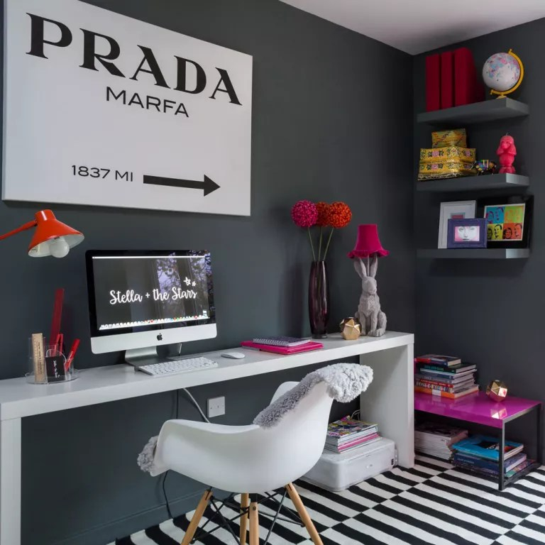 Teenage girls' bedroom ideas for every style - from girly ... on Teen Rooms Girl  id=97798