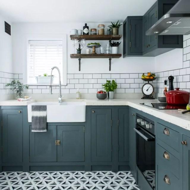 Kitchen colour schemes - Ideas for kitchen colour schemes
