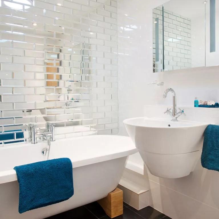 Small bathroom ideas - small bathroom decorating ideas on ... on Small Bathroom Ideas Uk id=93620
