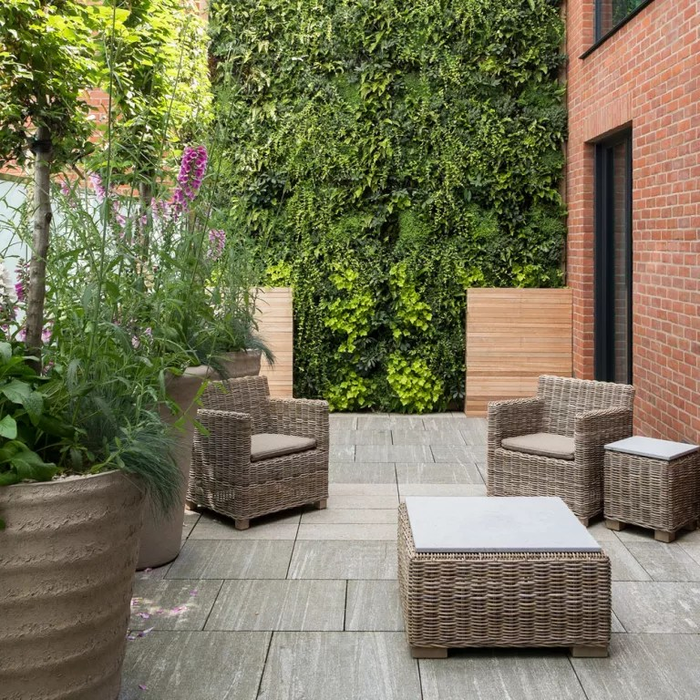 Small garden ideas - small garden designs - Ideal Home on Tiny Back Garden Ideas id=41768