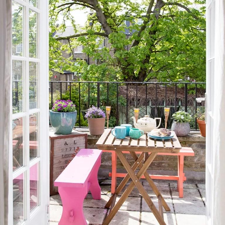 Small Garden Furniture