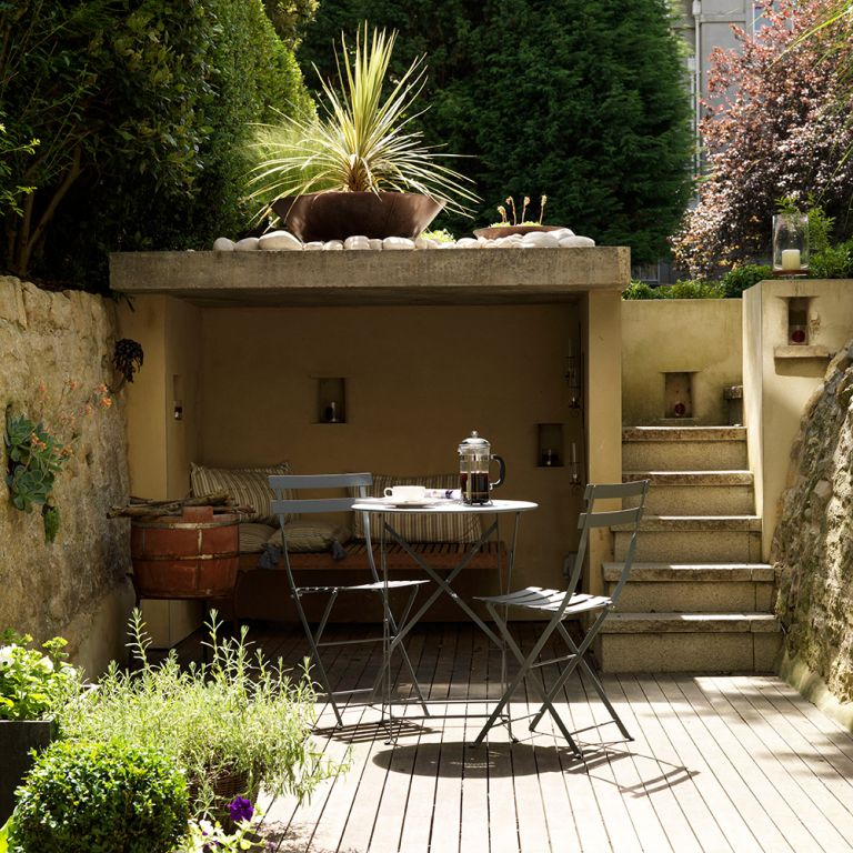 Small garden ideas - small garden designs - Ideal Home on Small Backyard Landscaping  id=46296