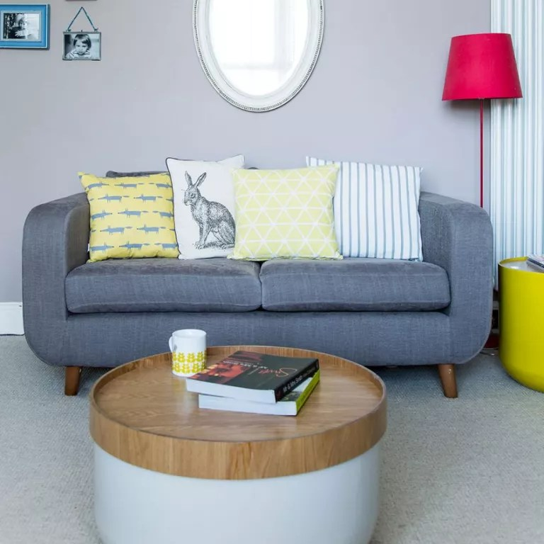 Small living room ideas - how to decorate a cosy and ... on Small Living Room Decorating Ideas  id=23767