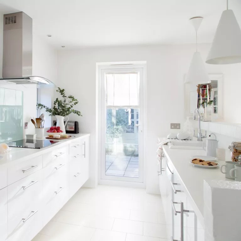 Galley Kitchen Ideas Uk