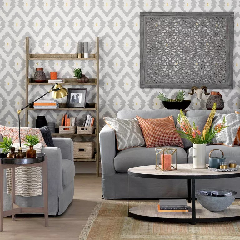 27 grey living room ideas for gorgeous and elegant spaces on Living Room Design Ideas  id=83137