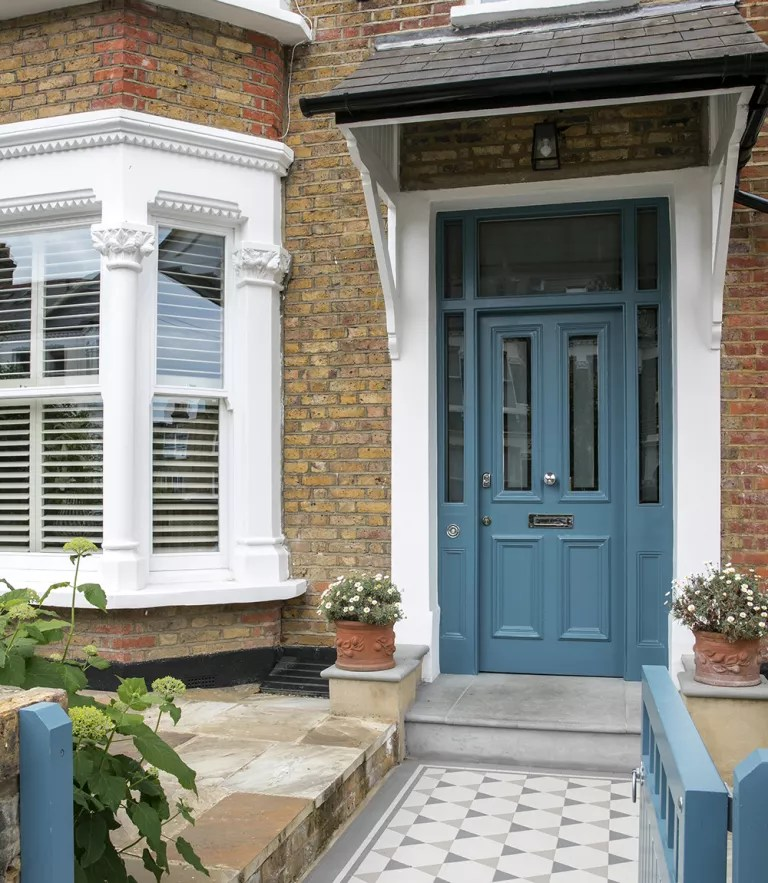 Step Inside This Edwardian Terraced House With Wonderful