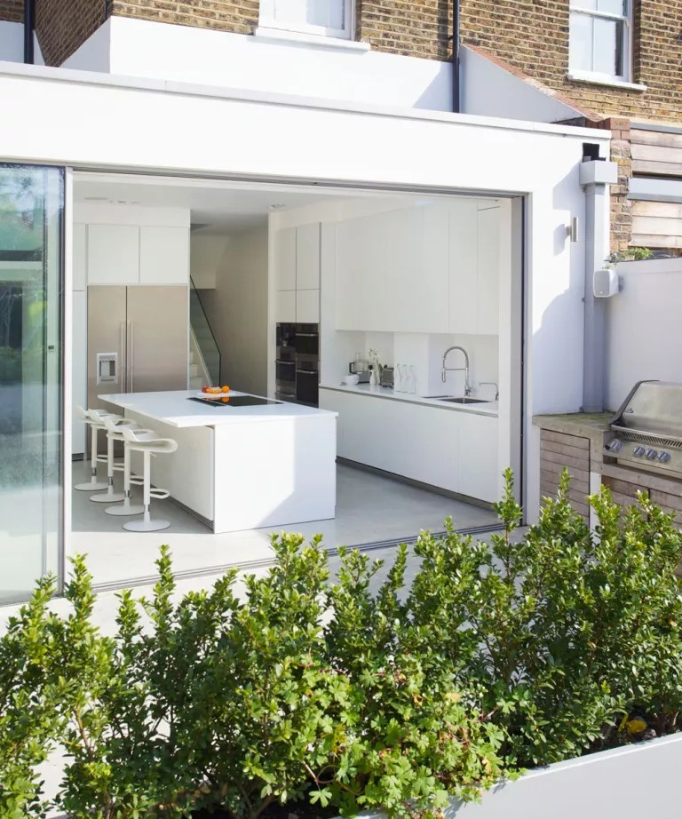 Experts share their best advice for satisfying an appetite for high style on a budget. Kitchen extension ideas | Ideal Home