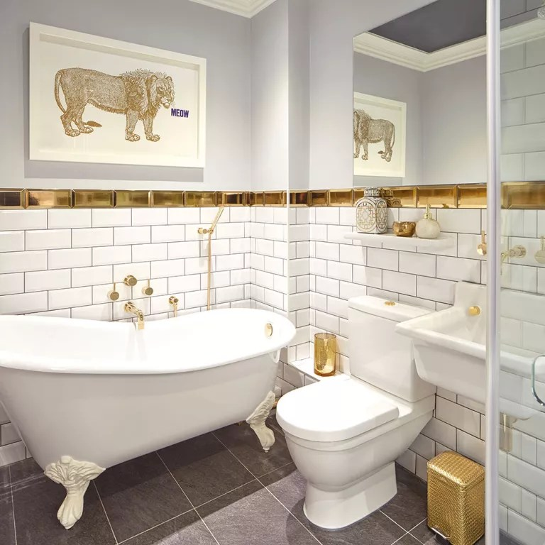 Bathroom trends 2018 - the best new looks for your space ...
