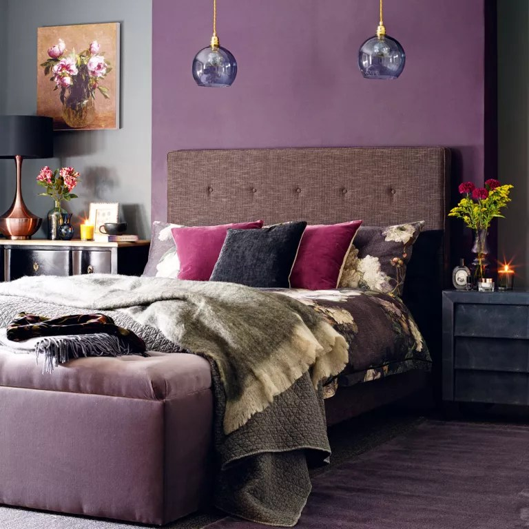 Bedroom decor trends to embrace in 2018   Ideal Home on Trendy Bedroom  id=24413
