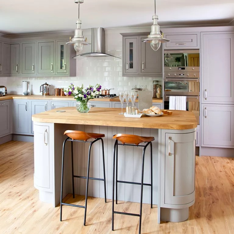 Grey kitchen ideas that are sophisticated and stylish ... on Kitchen Ideas  id=54869