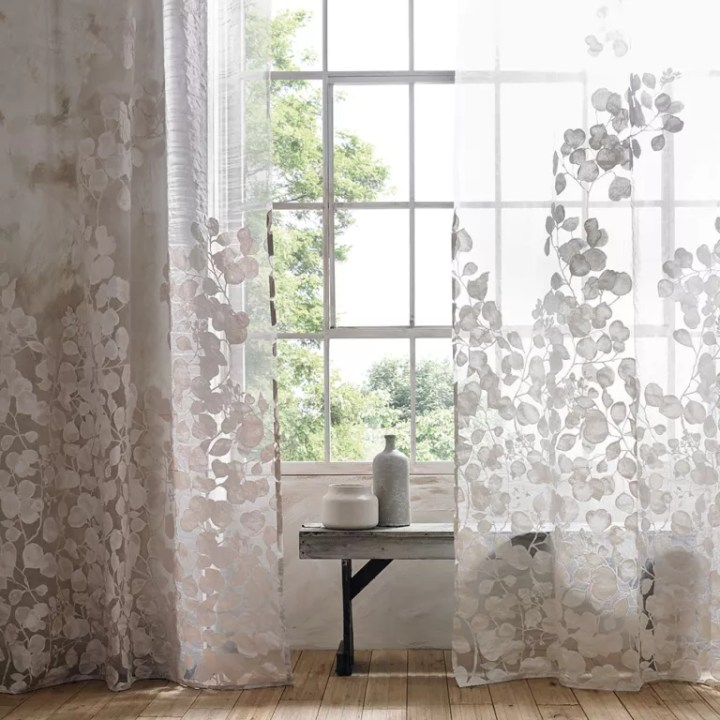 Voile Curtain Ideas 1