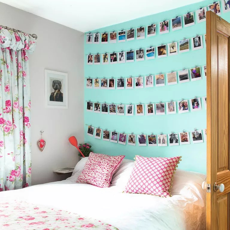 Teenage girls bedroom ideas - Teen girls bedrooms - Girls ... on Teenage Room Decor Things  id=48398