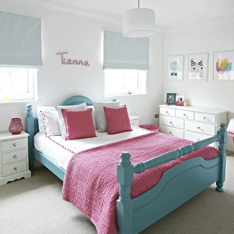Teenage girls bedroom ideas - Teen girls bedrooms - Girls ... on Teenage Bedroom Ideas  id=52045