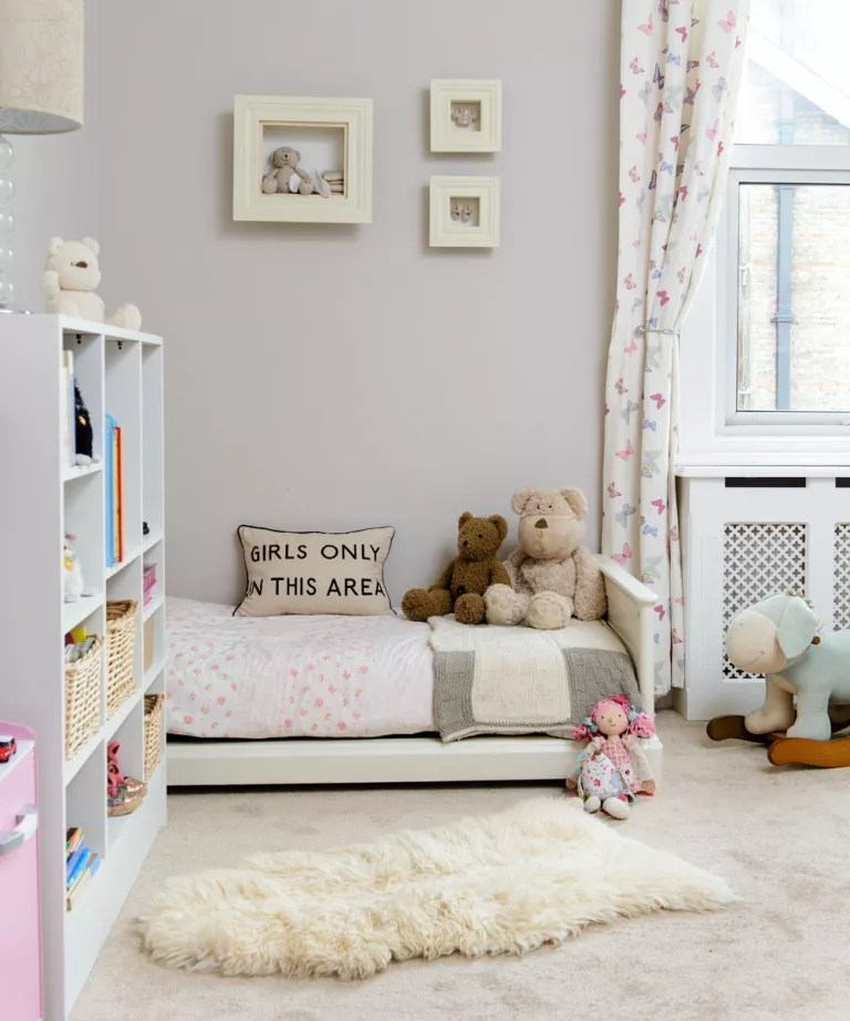 Small children's room ideas - Children's rooms ideas ... on Small Bedroom Ideas For Women  id=20565