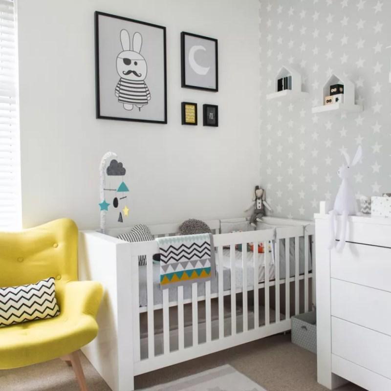 Nursery decorating ideas