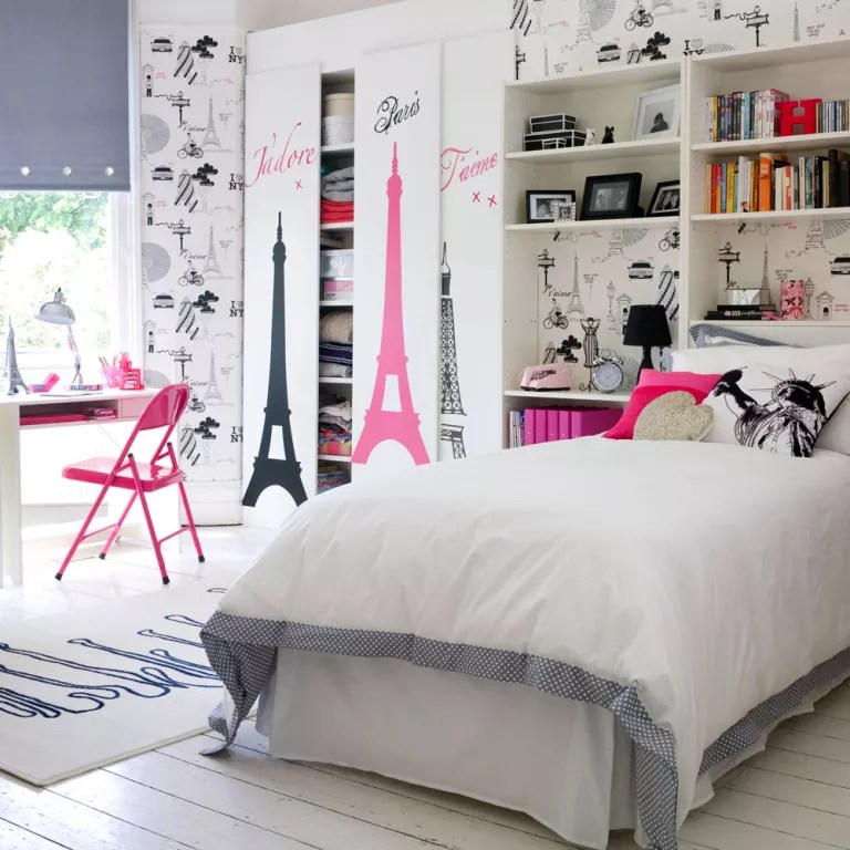 Girls bedroom ideas for every child - from pink-loving ... on Girls Small Bedroom Ideas  id=76789