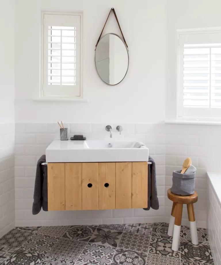Small bathroom ideas - small bathroom decorating ideas on ... on Small Space Small Bathroom Ideas Small Space Toilet Design id=78942
