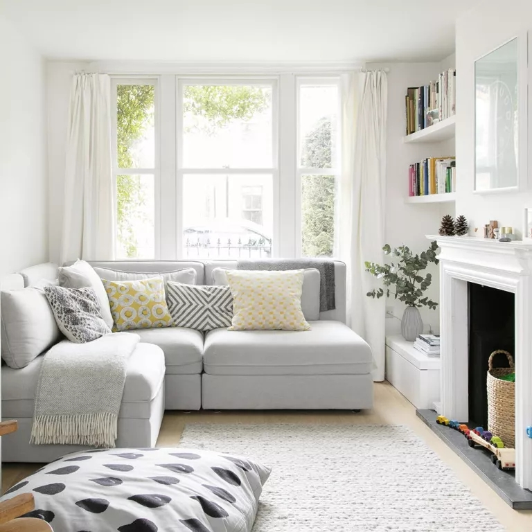 Small Living Room Ideas – How To Decorate A Cosy And Compact   Sala Design With Stairs   Indoor Home   Tv Cabinet   Home   Cute   Basement