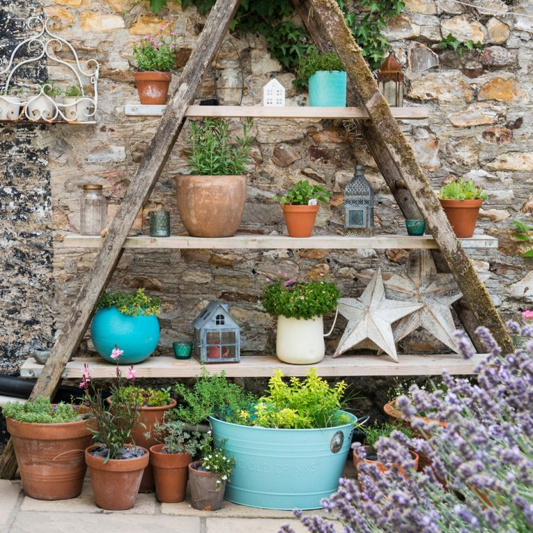 Budget garden ideas - 27 cheap design ideas offering ... on Garden Design Ideas On A Budget  id=41471