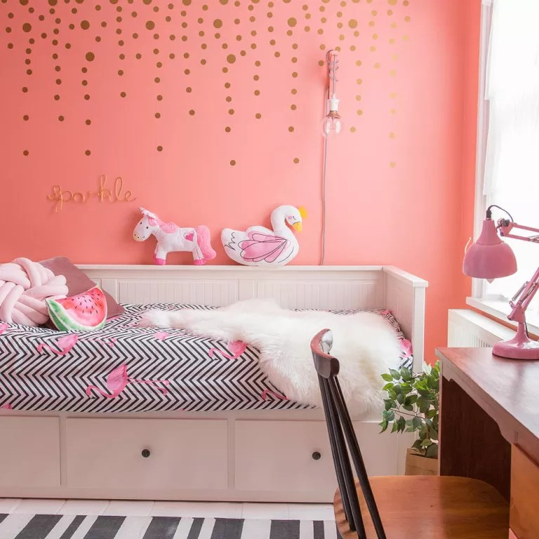 Girls bedroom ideas for every child - from pink-loving ... on Bedroom Models  id=82767