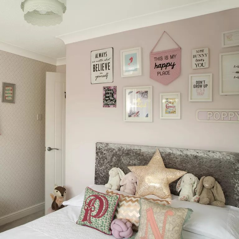 Girls bedroom ideas for every child - from pink-loving ... on Girls Room Decorations  id=16557
