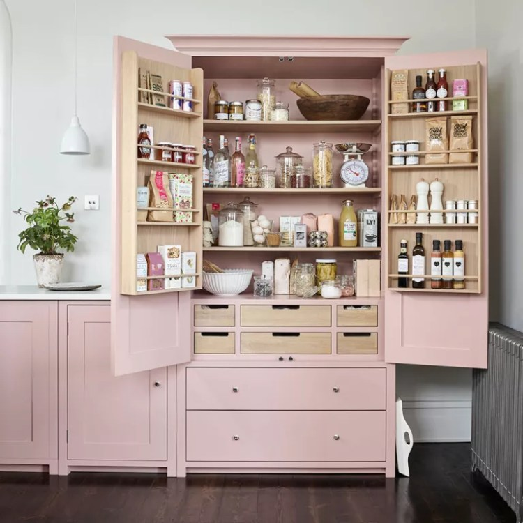 Best Larder Cupboards Top Freestanding Pantry Storage For The Ultimate In Kitchen Organization