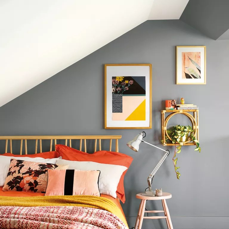 By molly cleary 16 march 2021 improve your sleep and your decor with our tips on how to choose the best bedroom wall color. Grey Bedroom Ideas Grey Colour Schemes With The Best Accent Colours