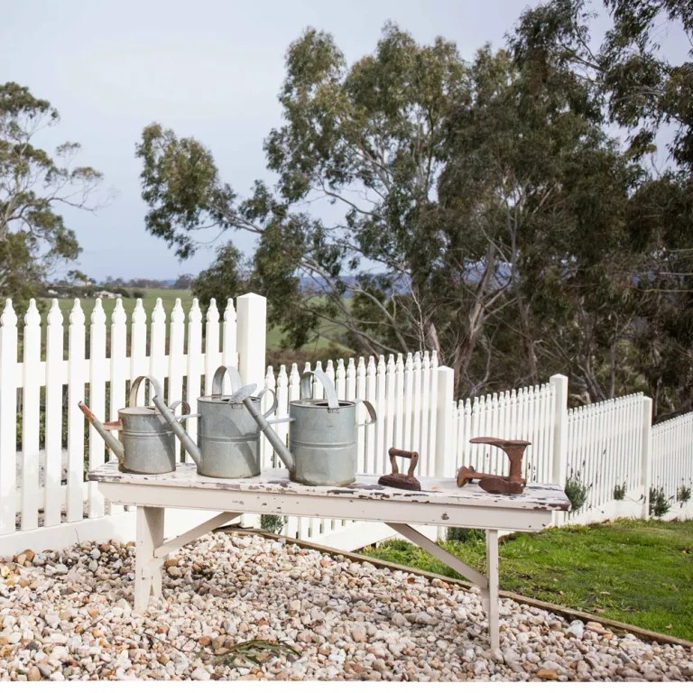 garden fence ideas add privacy and structure to your plot in style