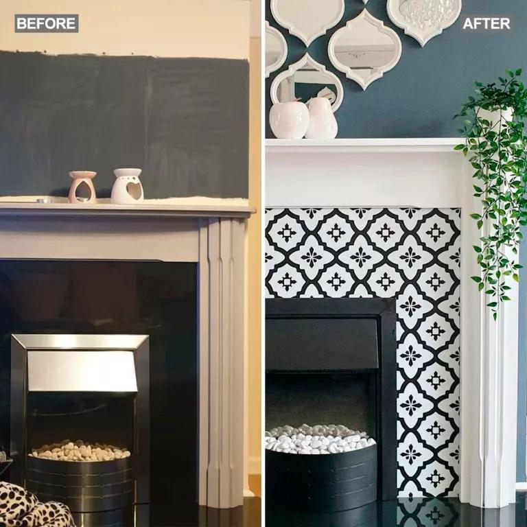 self adhesive floor tiles