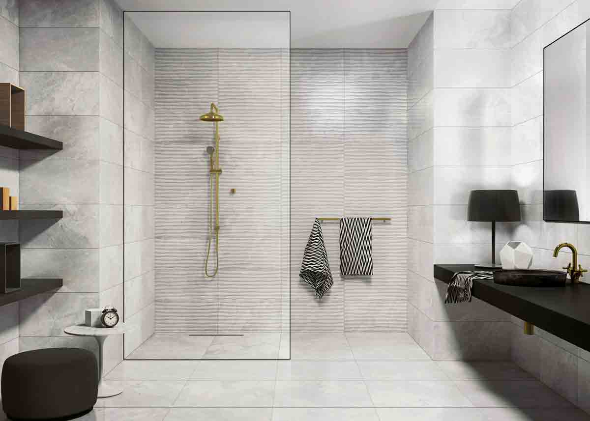 The Latest Bathroom Trends And Bathroom Designs for 2019 on Small Bathroom Remodel Ideas 2019  id=17442