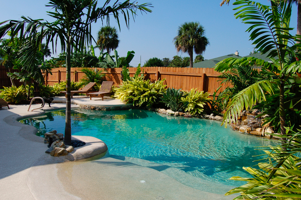 Why everyone needs a backyard beach... | Livingetc on Coastal Backyard Ideas  id=85378