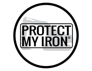 Protect My Iron Logo Design | KSAVAGER Design & Photography | Syracuse, NY