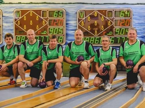 Landesmeisterschaft Bohlekegeln