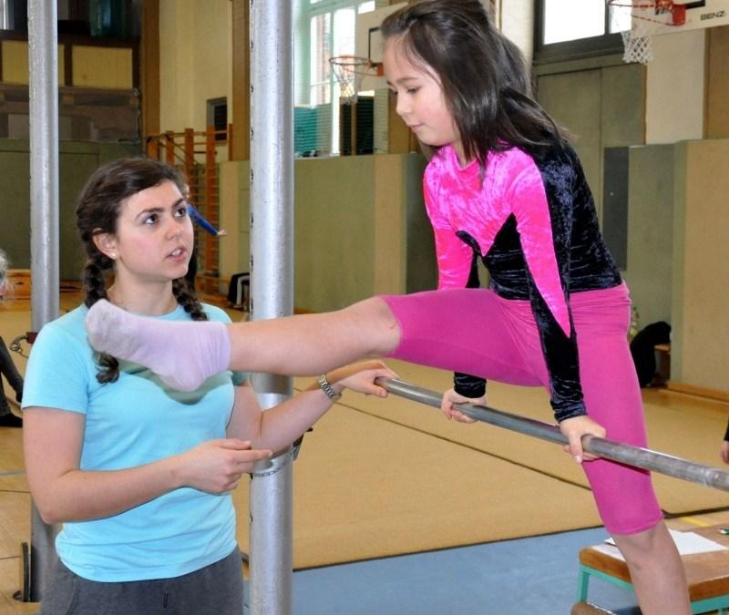 Turnen Kinder- und Jugendspiele
