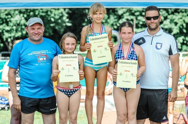 Triathlon Kinder- u. Jugendspiele