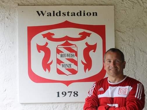 Sirko Fehse seit 25 Jahren beim SV Rot-Weiß Wenze