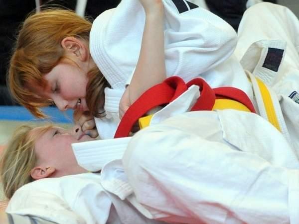 Baumkuchenturnier im Judo