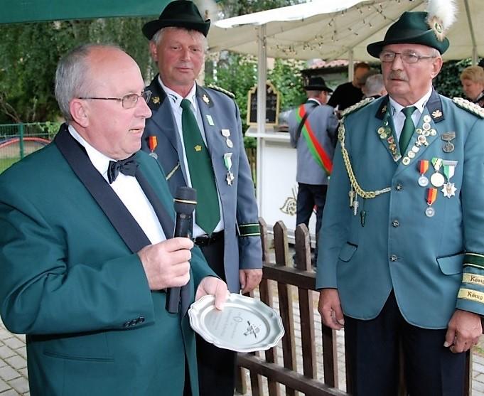 Kreisschützenchef nimmt Abschied