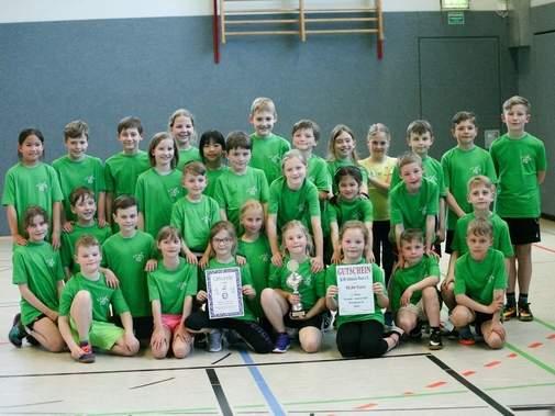 Lessing-Grundschule Salzwedel siegt