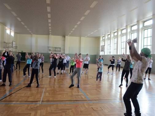 Gardelegen tanzt gegen Gewalt