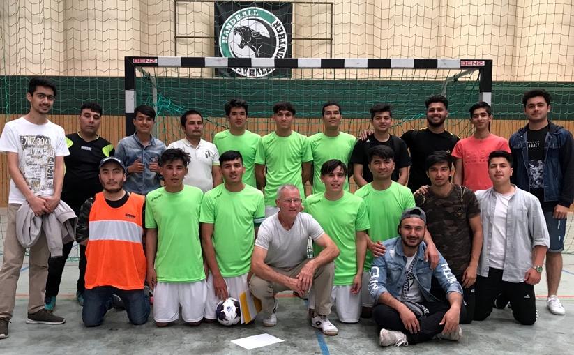 Jüngster Fußballverein in Sachsen-Anhalt steigt in die NOFV-Futsal-Regionalliga auf