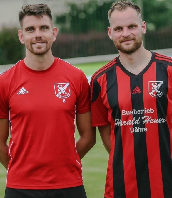 Spielertrainer-Duo beim SV Langenapel