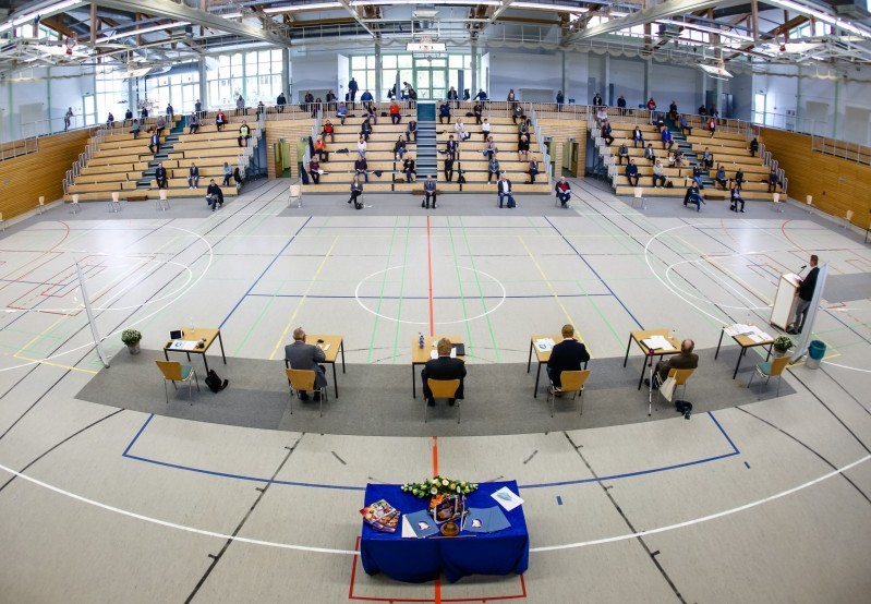 9. Kreissporttag des KSB
