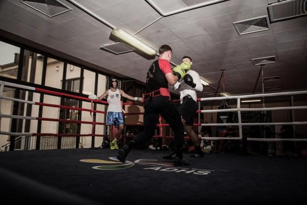 Boxtraining